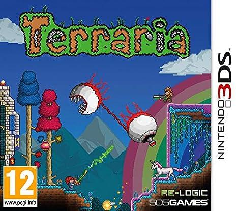 Terraria: nintendo 3ds: Amazon.es: Videojuegos