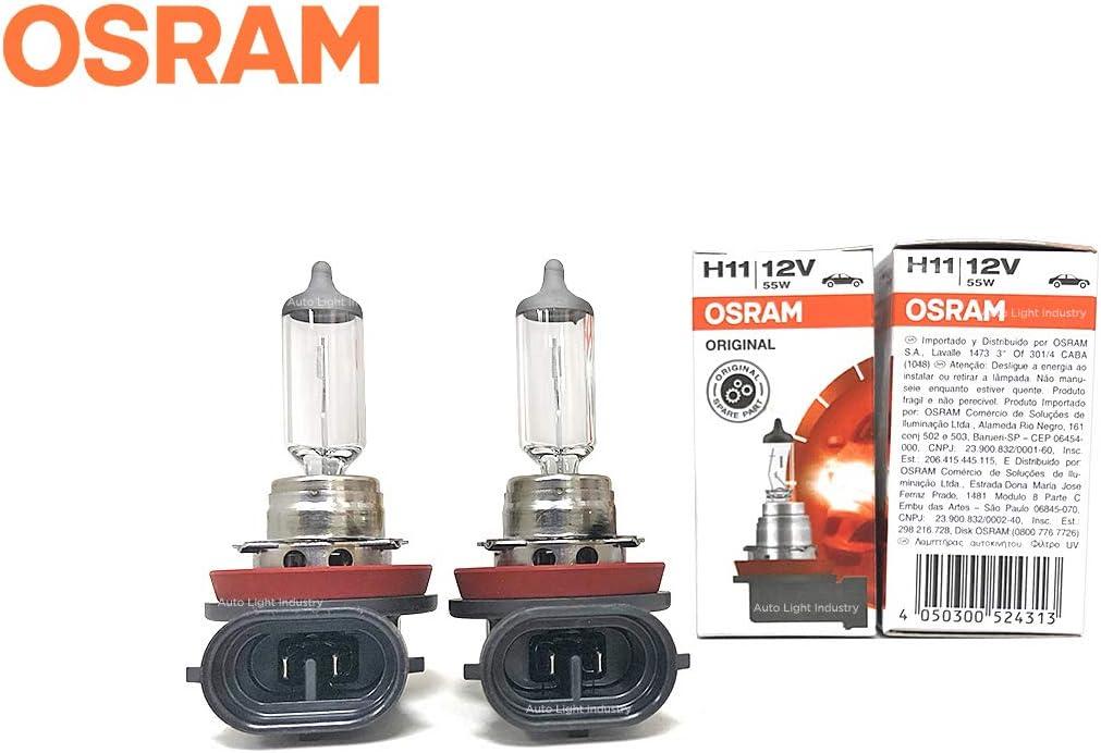 Osram Ultra Life High Beam Bulbs Main HI Headlight Headlamp Genuine