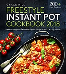 Lose Weight & Save Time in the KitchenJoin the Weight Watchers Freestyle & Instant Pot revolution…The Freestyle 2018 program and Instant Pot appliance are taking the world by storm, and it's easy to see why! With dozens of zero point ...