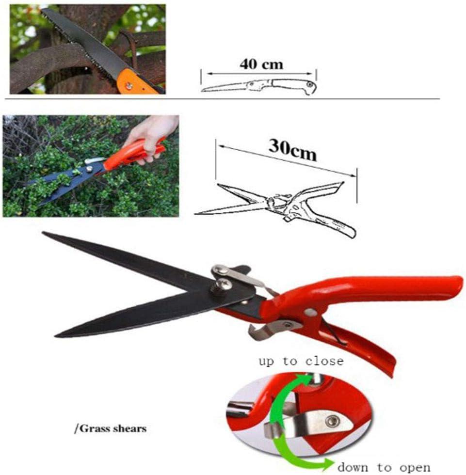 RANRANHOME Garten-Werkzeug-Satz Gartenarbeit Geschenke f/ür Frauen Ergonomischer Griff mit Werkzeugkasten M/änner 12 St/ück Gartenwerkzeug