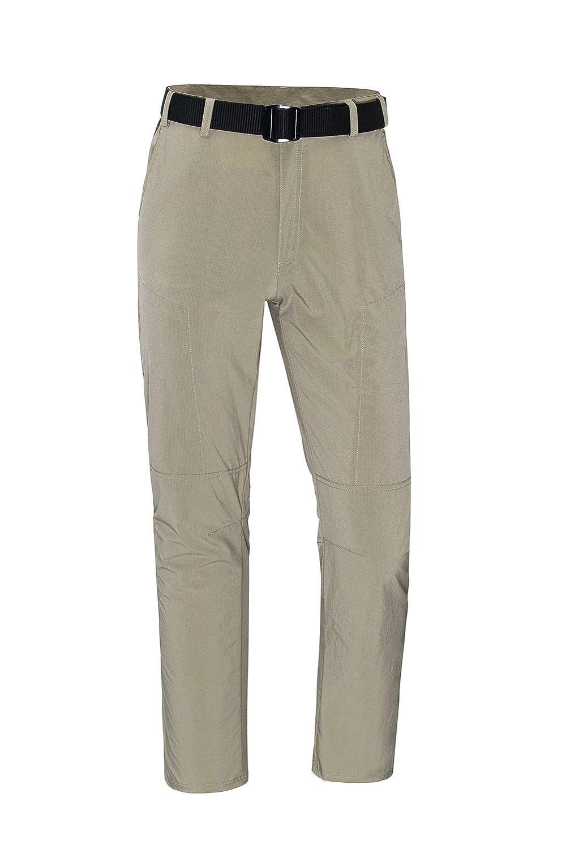 Nonwe para Hombre al Aire Libre de Secado rápido Resistente al Agua táctico Senderismo Pantalones