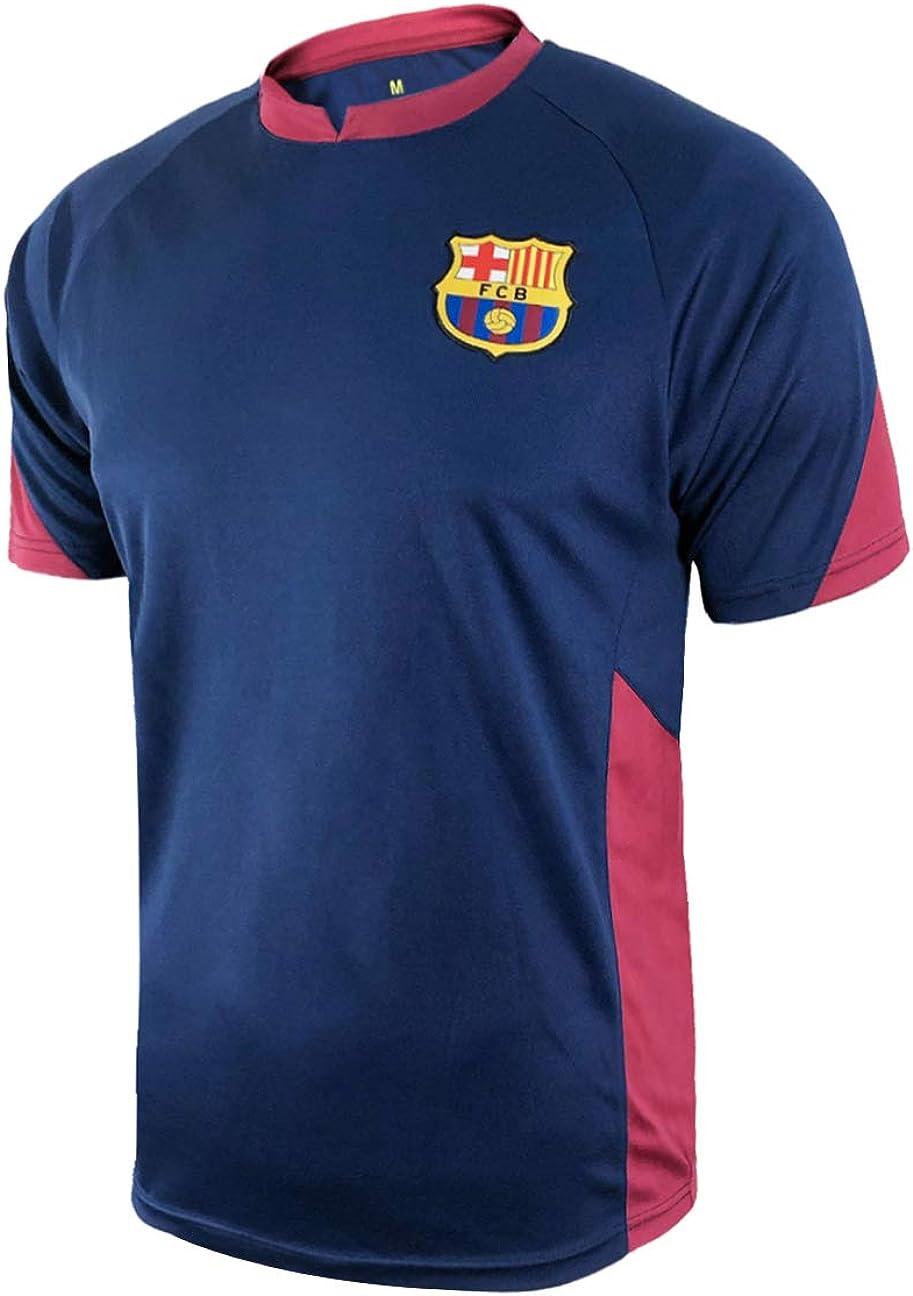 Icon Sports International Soccer Mens Short Sleeve Game Polyshirt