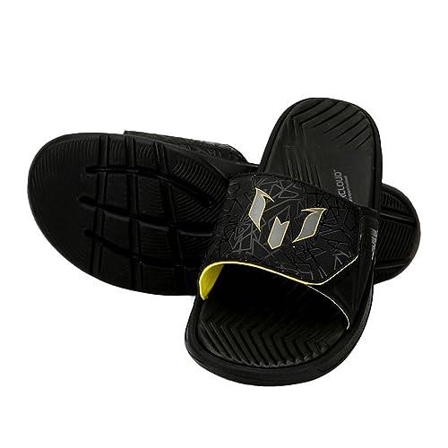 7bb79cb6776e Adidas Men s Messi Fb Slide M Core Black