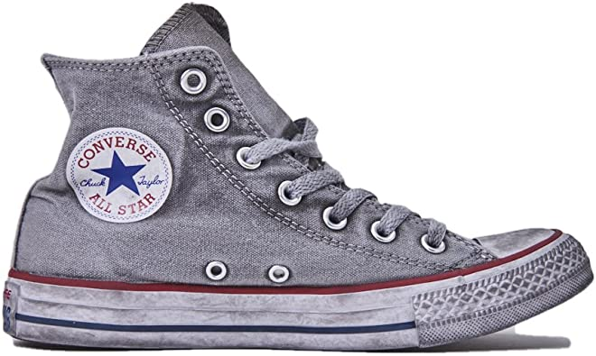 SNEAKERS CONVERSE ALL STAR HI LTD GRIGIO SLAVATO