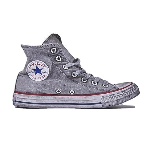 080b94ee95dbf7 SNEAKERS CONVERSE ALL STAR HI LTD GRIGIO SLAVATO  Amazon.co.uk  Shoes   Bags