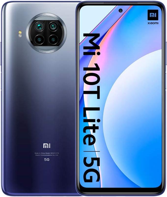 Xiaomi Mi 10T Lite 5G - Smartphone 6+128GB, 6,67