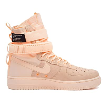 on sale ff667 682f0 Amazon.com | Nike Women's SF Air Force 1 | Fashion Sneakers