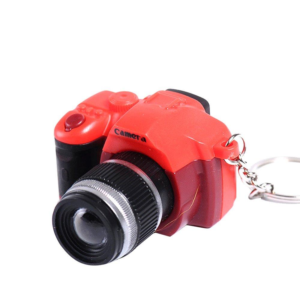 Mini Spielzeug LED Kamera Charme Tasche Schl/üsselanh/änger mit Blitzlicht Sound-Effekt Geschenk Spielzeug F/ÜR M/ÄDCHEN Jungen F/ÜR M/ÄDCHEN Jungen ALIKEEY Kinder Lernspielzeug