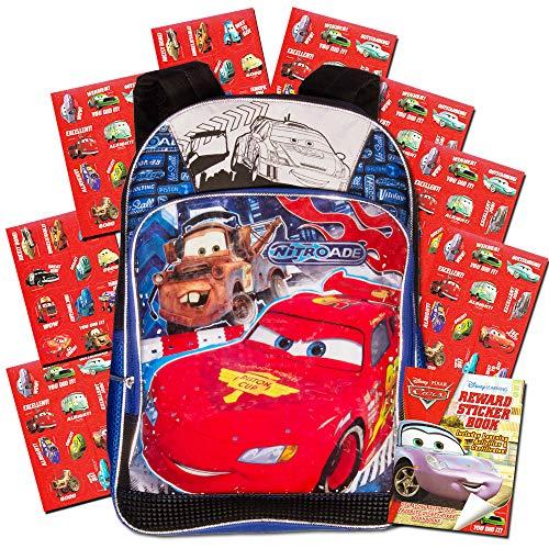 Disney Cars Backpack (16