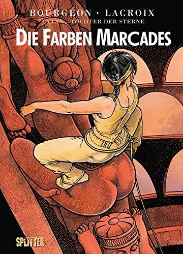 Cyann – Tochter der Sterne: Band 4. Die Farben Marcades