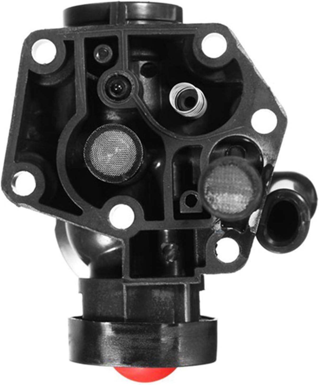 Filtre /à Air et Jeu Carburateurs 795477 pour Briggs/&Stratton 795469 794147 699660 794161 498811 09J900 09L900 09S500 09T500 09T700 10A902 S/éRie Tondeuse /à Gazon /à Moteur Vertical