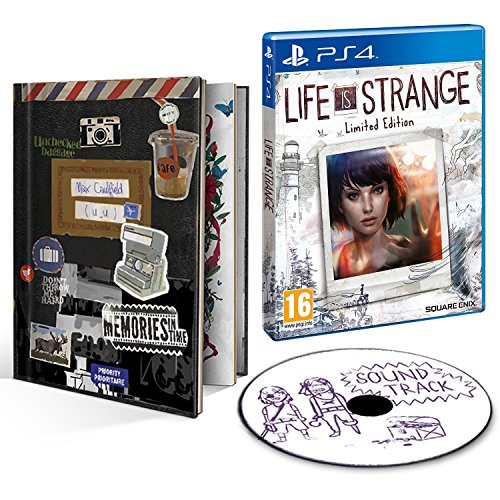 Life is Strange Limited Edition (PS4) (Life Is Strange Game)
