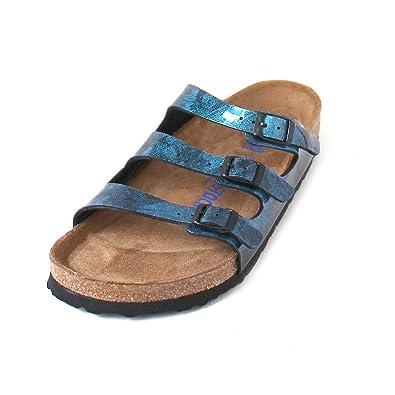 011399f0f0fa Birkenstock Florida Fresh SFB W Sandal: Amazon.co.uk: Shoes & Bags