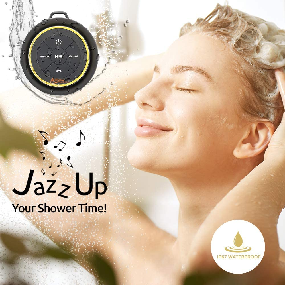 Bluetooth Shower Speaker to gift your loved ones on Christmas 2020