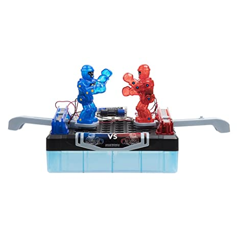 Juguetrónica Boxing Robots Boxeadores JUG0256