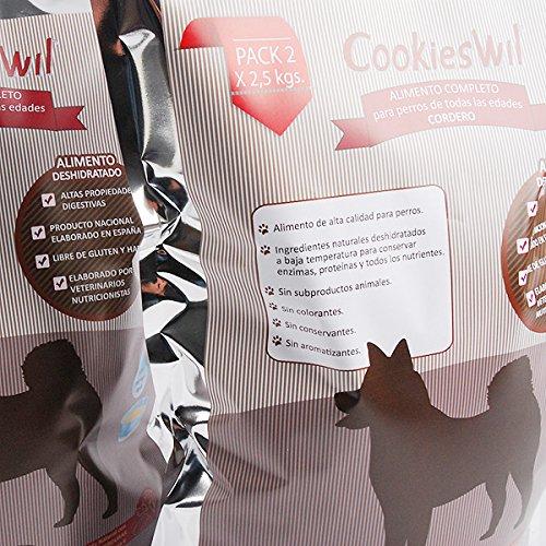 Alimento para perros Cordero: Amazon.es: Productos para mascotas