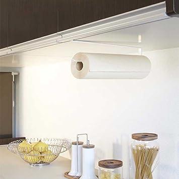 nicebuty Papier Handtuchhalter Küche unter Schrank Papier ...