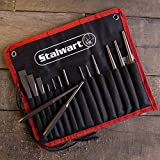 Punch And Chisel Set, 16 Pieces- Includes Taper