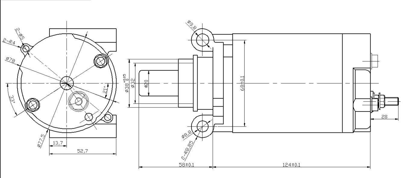 Shamofeng 5771 Starter Motor Cub Cadet Tractors Kohler K532 Wiring Diagram 125hp 14hp Gas 1340 1315 1320 1325 1330 1405 1402 Toro 15hp