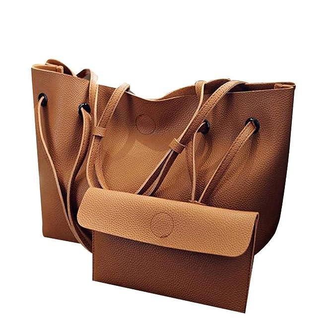 Amazon.com: Milene88 New Fashion Women Shoulder Bag Satchel ...