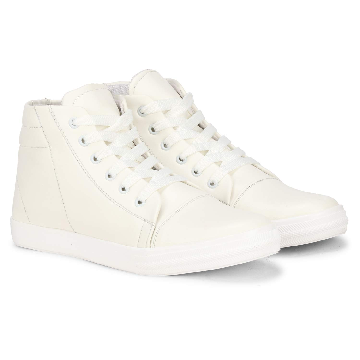 high Neck Sneakers Casual Shoes