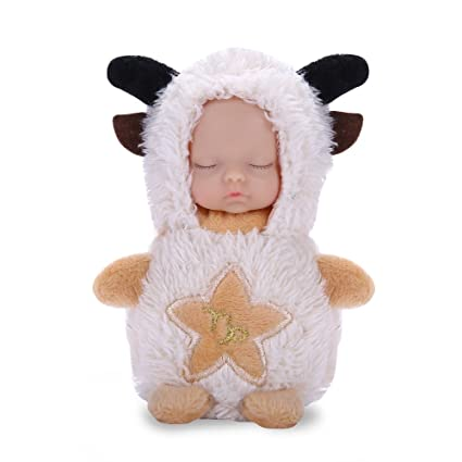 PlayMaty Mini muñecas lindas felpa rellena llavero 12 ...