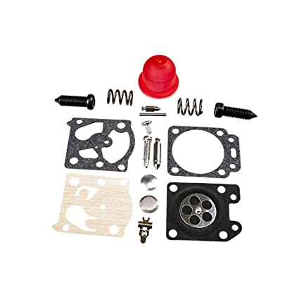 Amazon.com: Husqvarna carburador Kit de reparación Parte ...