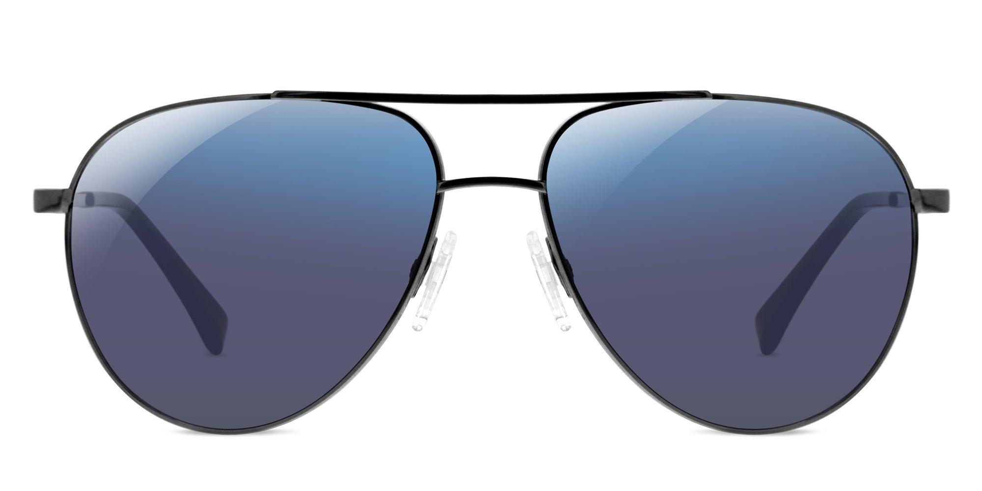 Enchroma Atlas Sunglasses - Glasses for the Color Blind (Gunmetal) by Enchroma