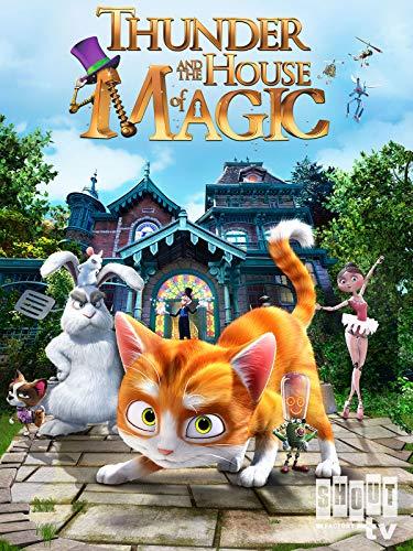 House Magic - Thunder And The House Of Magic