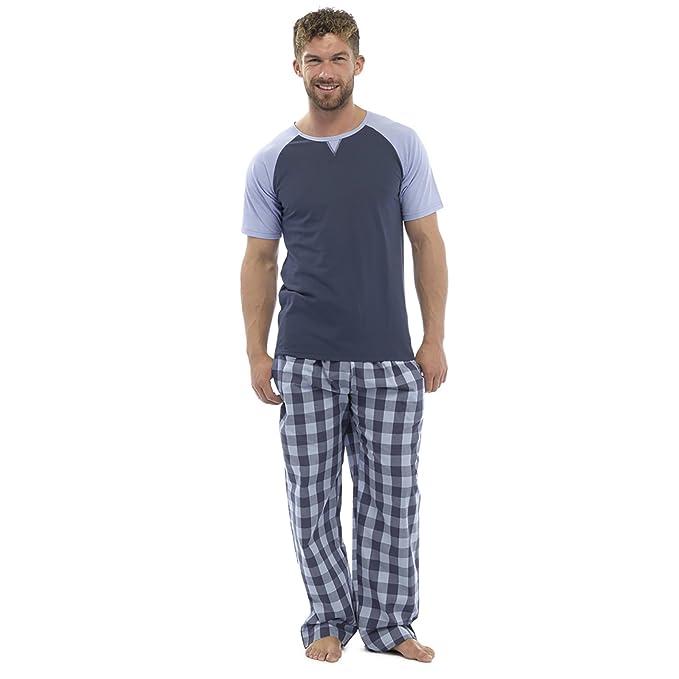 Foxbury - Pijama - para Hombre Azul Azul Large