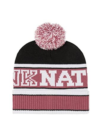 Image Unavailable. Image not available for. Color  Victoria s Secret Pink  Nation Beanie Hat ... 6d0dae23e61e