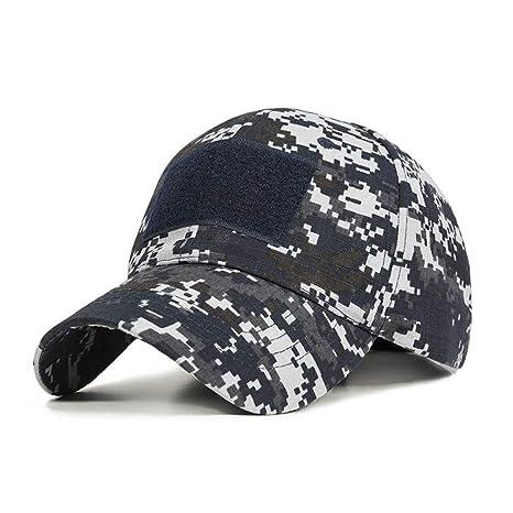 WOFDDH Gorra De Beisbol,Hombre Mujer Gorras Snapback Hat Tácticas ...