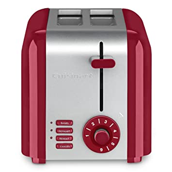 Amazon Cuisinart CPT 320 2 Slice pact Toaster Stainless