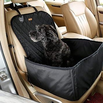Maxmer Capazo de Perro Transportín Plegable Asiento del Coche Arnés Perro Portador Perro Mochila Perro Coche para La Aerolínea de Viajes: Amazon.es: ...