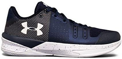 under armour volleyball shoes navy blue