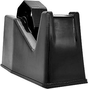 Tape Dispenser, Masking Tape Dispenser, Desk Heat Tape Dispenser 6.3 x 2.5 x 3.4 Inch, Holder Fits 1