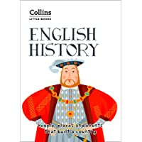 English History: People, places and events that built a country (Collins Little Books)
