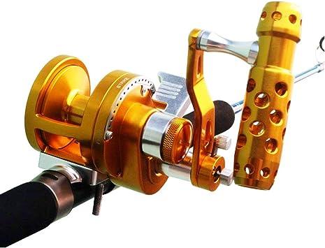 sanlike carrete de pesca spinning carrete con más inteligente ...