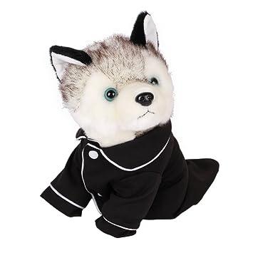 Zhhlaixing Pijamas de Perro Suave Algodón Ropa Ropa de Perros Abrigo Suéter de Algodón para Perros