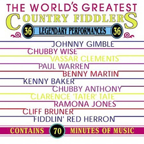 World's Greatest Washington Mall Country Fiddlers Various New mail order