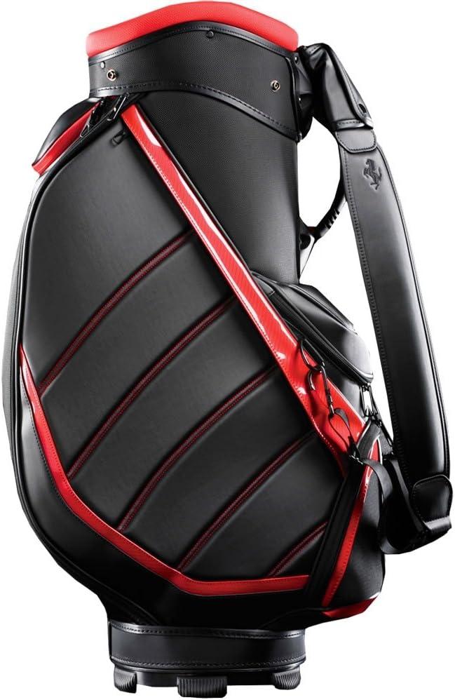 Ferrari Performance Golf Bag Black Amazon Co Uk Sports Outdoors