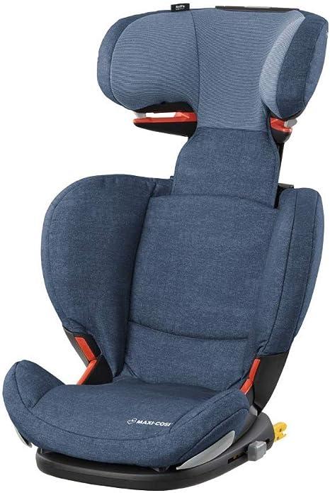 Maxi-Cosi RodiFix AirProtect Silla coche grupo 2/3 isofix, 15 - 36 kg, silla auto reclinable, crece con el niño 3.5 - 12 años, color nomad blue: Amazon.es: Bebé