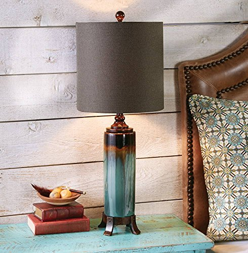 Canyon Rim 3 Light (Canyon Rim Table Lamp)