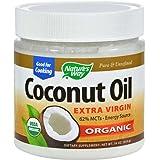 Natures Way Coconut Oil, 16 oz