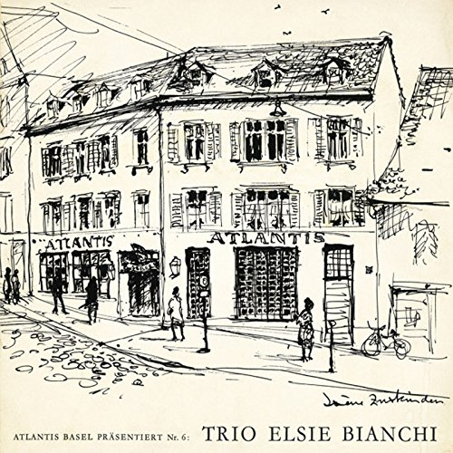 Elsie Bianchi Trio - At Seiler\'s Atlantis (LP Vinyl)