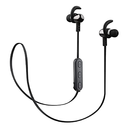 886aed552e3 Envent LiveFit 525 ET-BTESM525 in-Ear Sports Wireless: Amazon.in:  Electronics