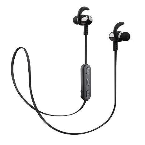 cf5f3ef2501 Envent LiveFit 525 ET-BTESM525 in-Ear Sports Wireless Bluetooth Earphones  (Grey)