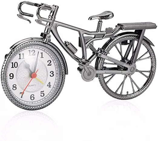 Alarmclocker8B 1 Unid ABS Retro Reloj Despertador de Bicicleta ...