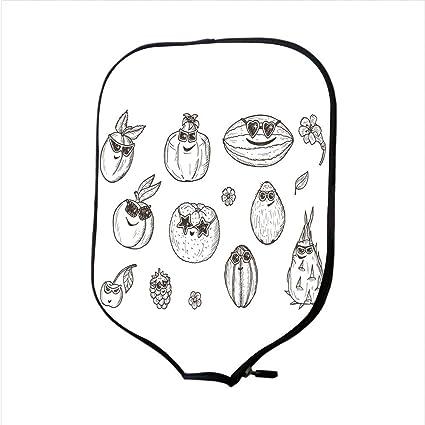 Amazon.com: Funda de neopreno para pala de Pickleball ...