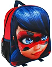 Original Miraculous Ladybug 3D Backpack For Kids! Officially Licensed Miraculous Ladybug Merchandise
